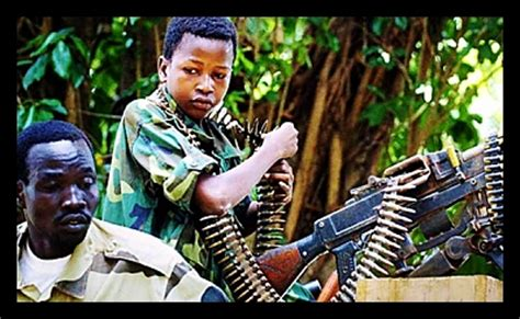 Child Soldiers in Uganda - 1259 Words Bartleby